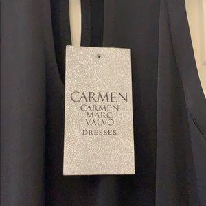 Carmen Marc Valvo Dresses - S Black Carmen Marc Valvo dress NWT